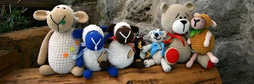 Velikonoční ovečkový bazar