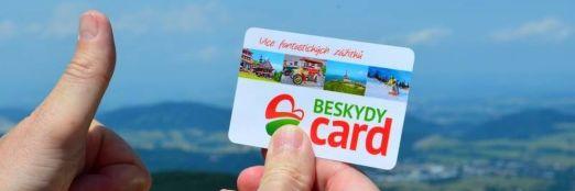 Beskydy Card - karta plná slev a výhod