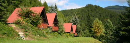 Léto - poslední volné termíny v bungalovech