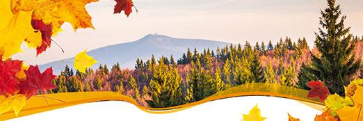 Podzim v Beskydech s 15% slevou