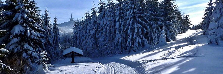 pobytový balíček chaty měsíček - Zimní relax pod Lysou horou (2 noci)