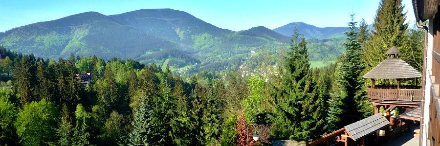 První máj na horách