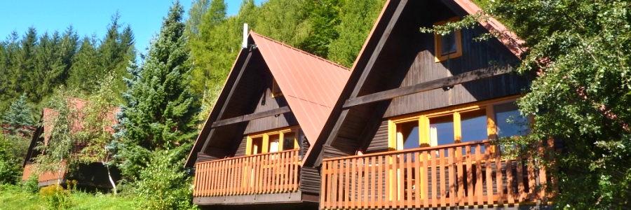 pobytový balíček chaty měsíček - Beskydy před létem (3 noci)