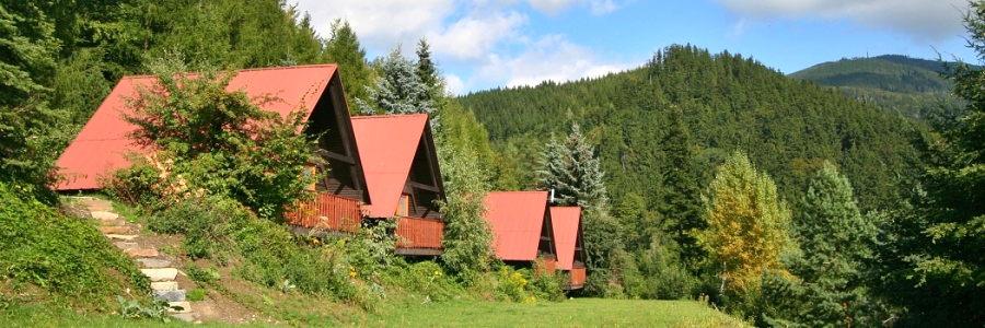 pobytový balíček chaty měsíček - Prodloužený letní víkend (4.-7.7.)