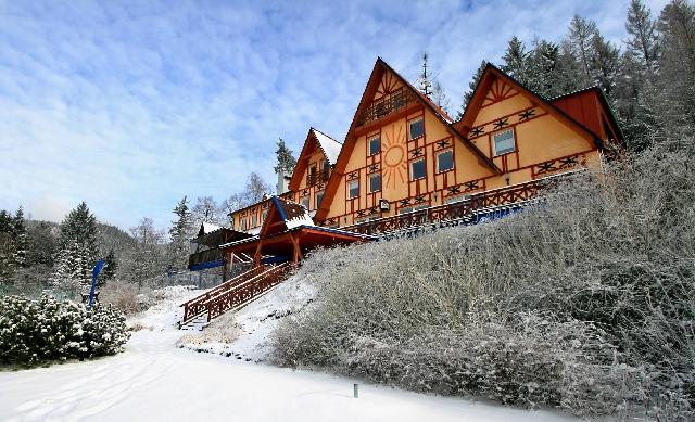 Hotel Slunicko