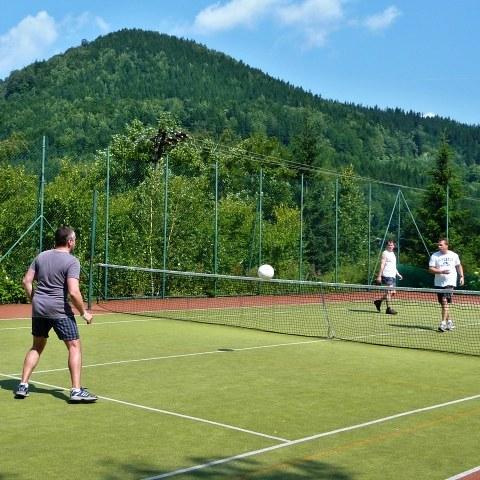 hřiště na míčové sporty
